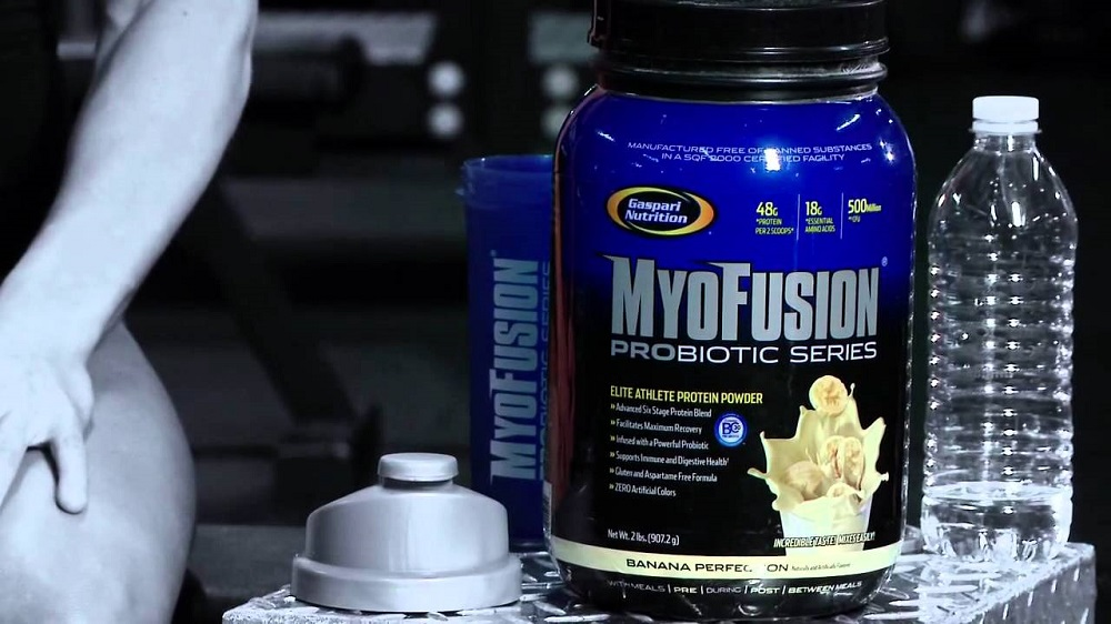 بروتين جاسبري  أدفانسيد بروتين-Gaspari Nutrition Myofusion Advanced Protein