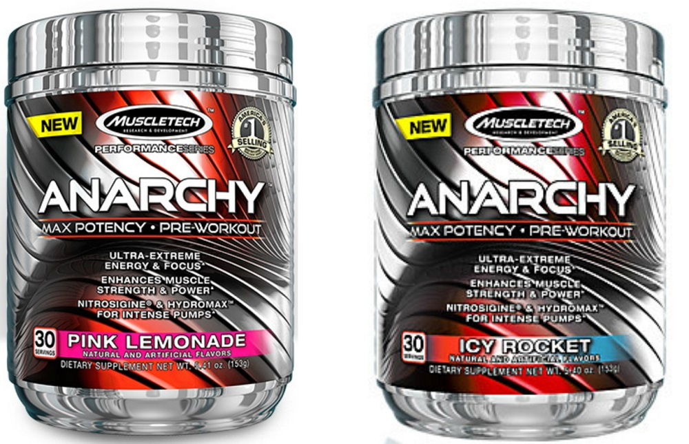 مكمل ماصل تك-MuscleTech Anarchy