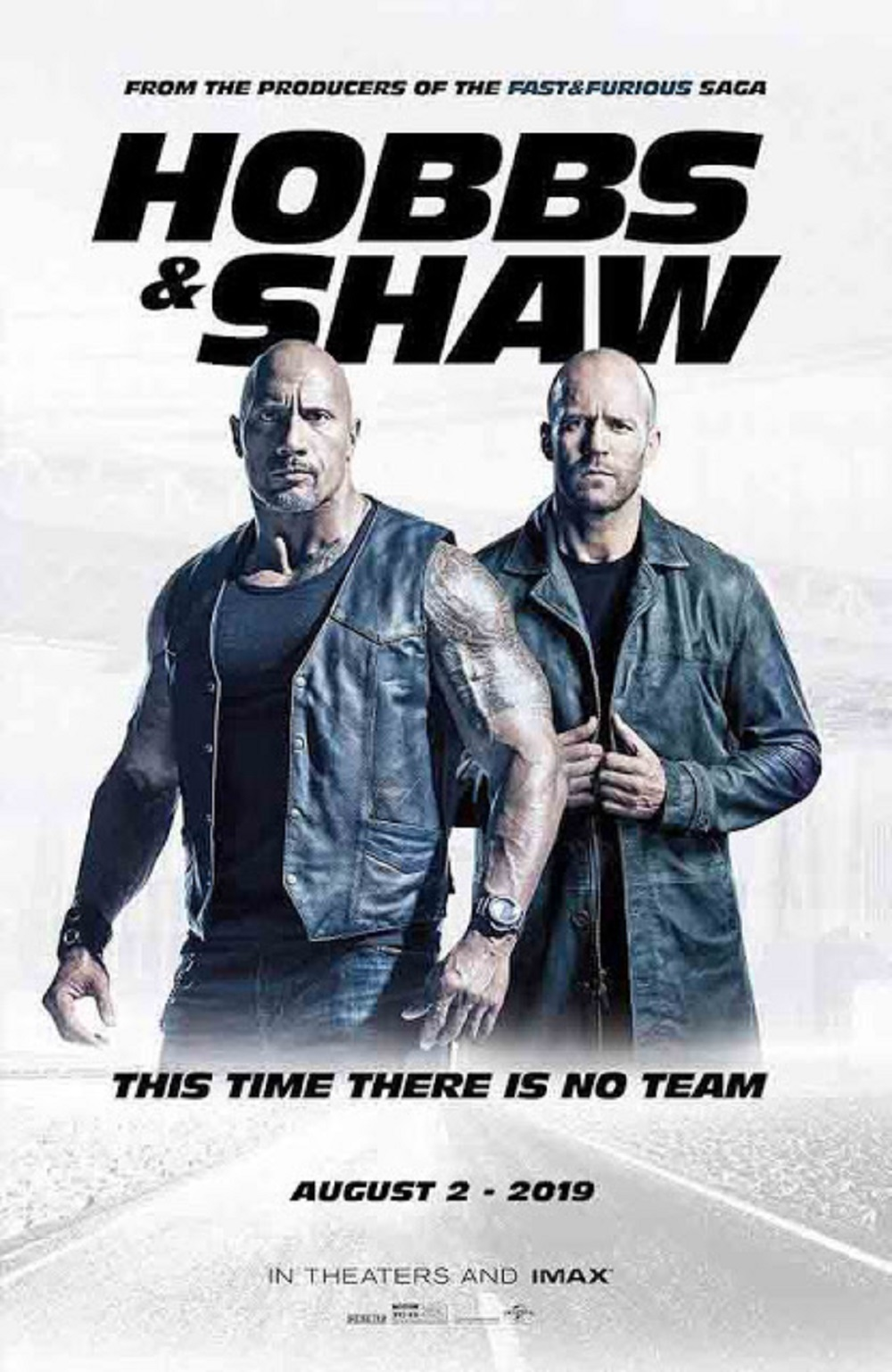 فيلم Hobbs and Shaw