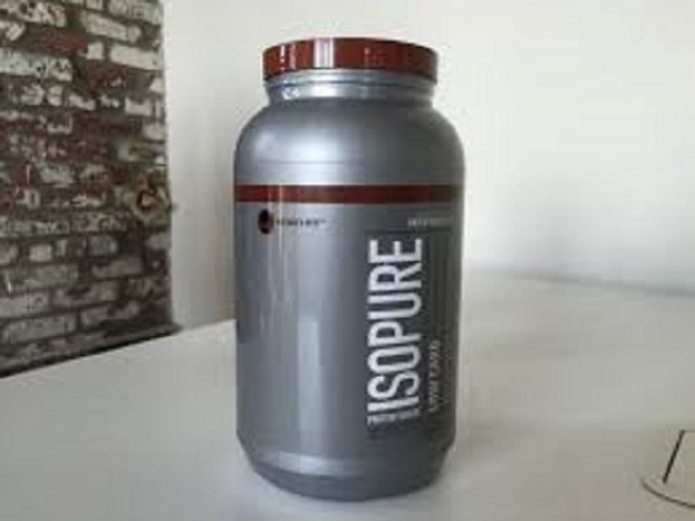 مكمل Nature's Best Zero Carb Isopure