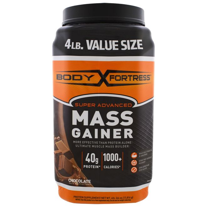 10 – Body Fortress Super Advanced Mass Gainer