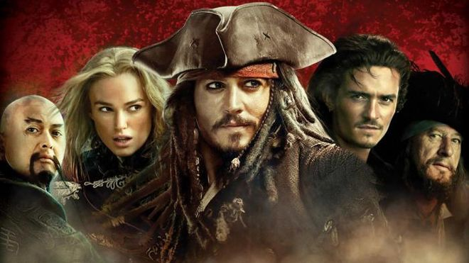 فيلم  Pirates of the Caribbean.. At World's End
