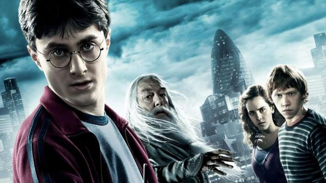 فيلم Harry Potter and the Half-Blood Prince