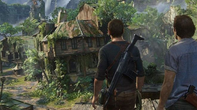 لعبة Uncharted 4: A Thief's End